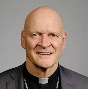 Bishop Mark Hagemoen