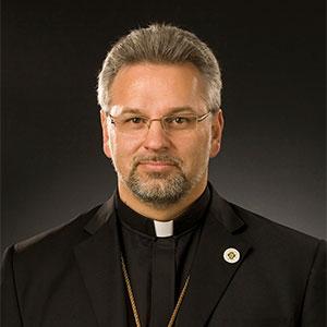 Bishop Brian Bayda